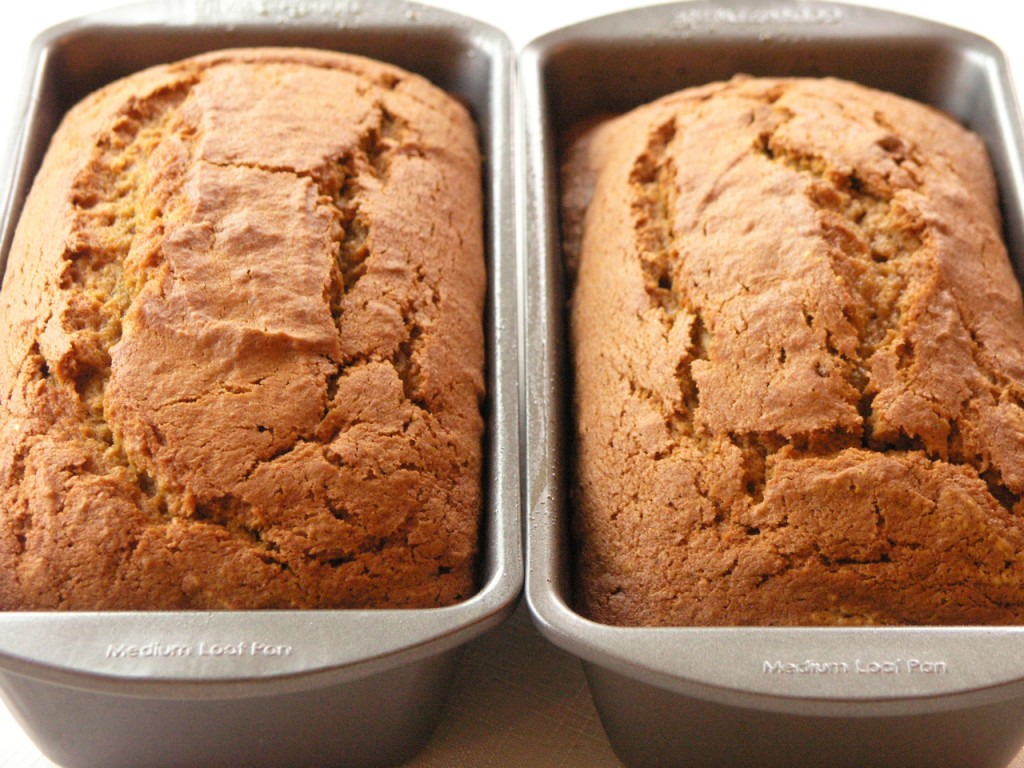 *****2 loaf- Ultimate Pumpkin Bread