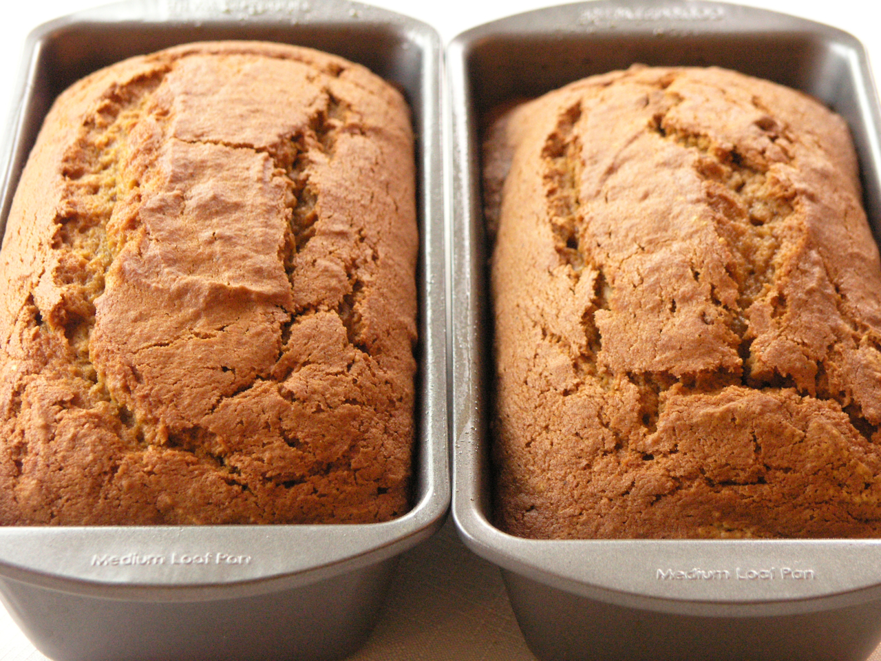 Ultimate Pumpkin Bread | StreamingGourmet - The Blog