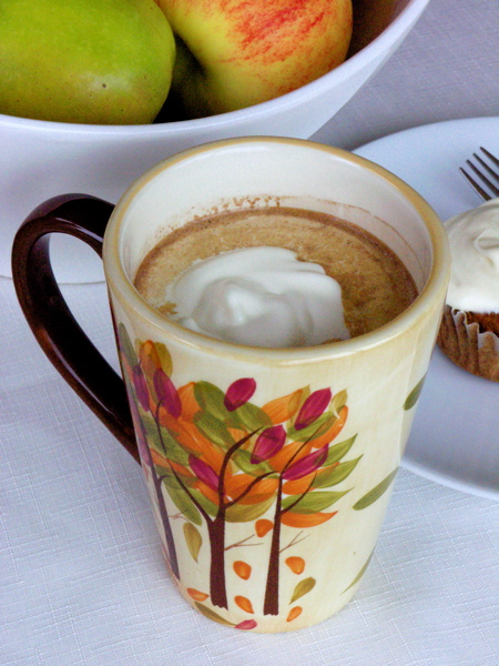 Apple Pie Spiced Latte