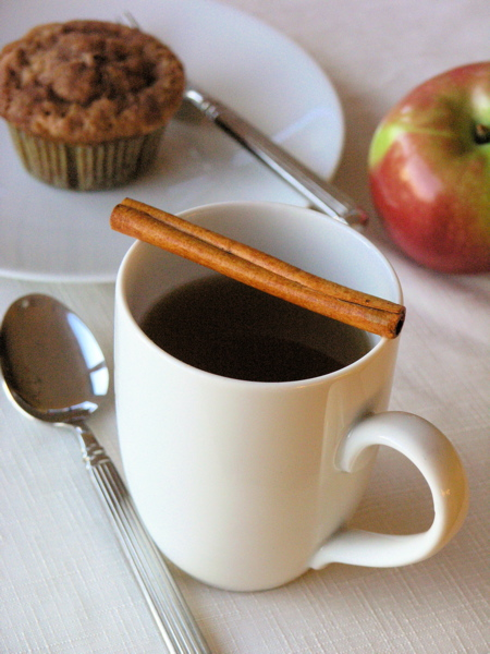 Hot Mulled Cider | StreamingGourmet - The Blog