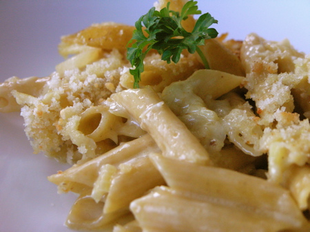 Dungeness Crab Mac n Cheese
