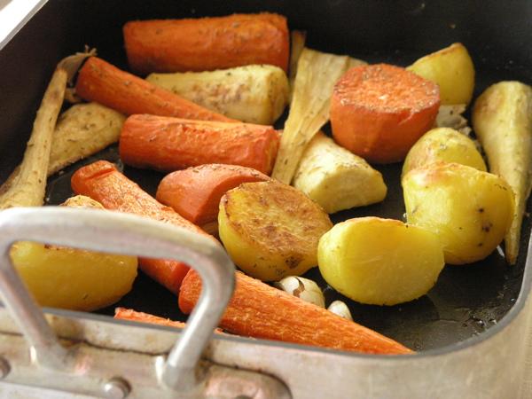 Jamie Oliver S Roasted Root Vegetables Streaminggourmet