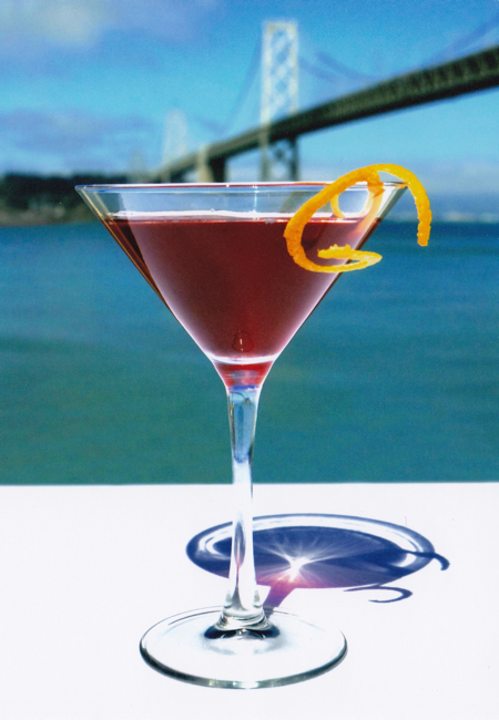 The Velvet Rope - Cranberry Cocktail | StreamingGourmet - The Blog