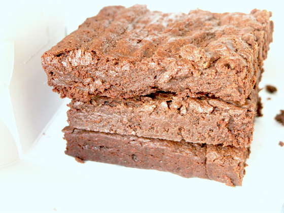 Sharffen Berger Fudgy Brownies