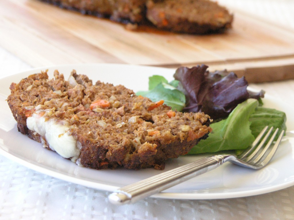 Sun-Dried Tomato Pesto Italian Meatloaf | StreamingGourmet - The Blog