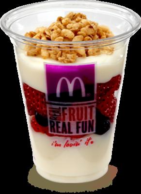 jujube fruit mcdonalds fruit and yogurt parfait healthy