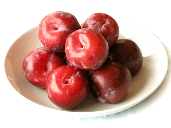 Santa Rosa Plums