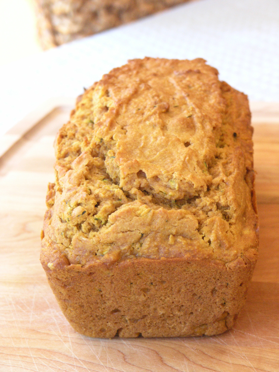 Pumpkin Zucchini Bread