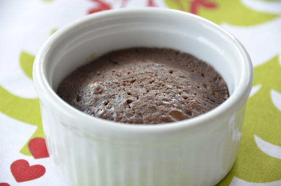 Roy's Molten Chocolate Cake